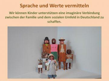 """Fortbildung """"Vermittlung von Sprache und kulturellen Werten bei Kindern mit Migrationshintergrund im Kindergarten- und Grundschulalter"""""""