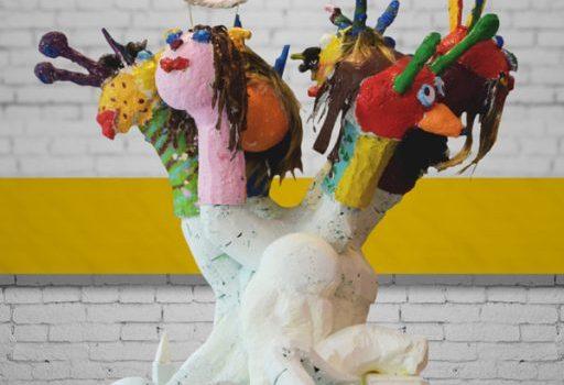 """""""Das Mehrsprachige Monster"""": vier Kunstateliers, sechs Köpfe, elf Gesichter"""